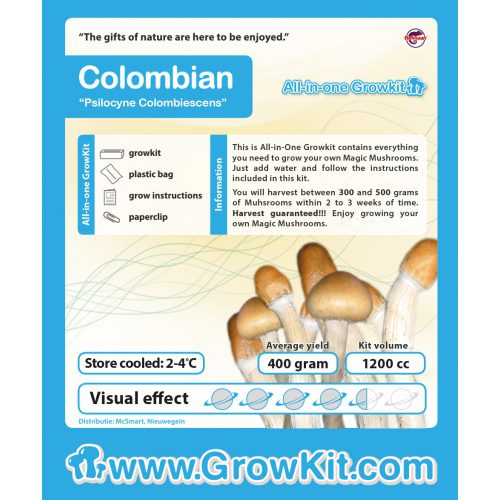 Colombian All-in-one GrowKit