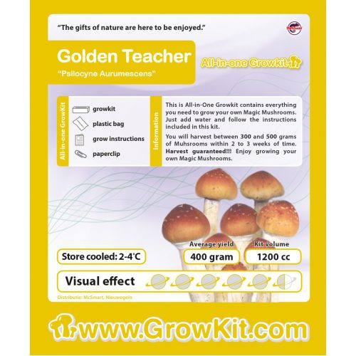 Golden Teacher All-in-one GrowKit