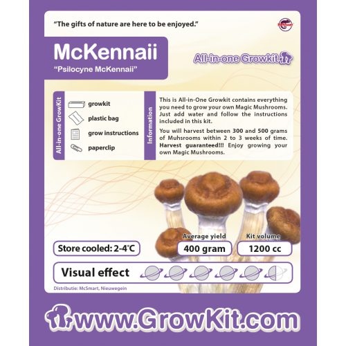 McKennaii All-in-one GrowKit