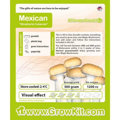 Mexican All-in-one GrowKit