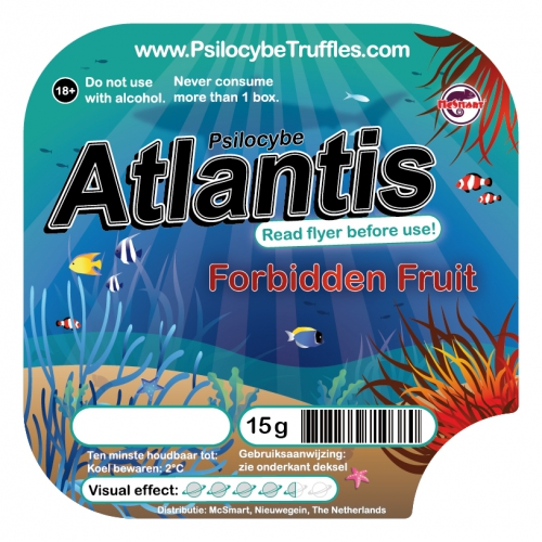Atlantis, The Forbidden Fruit