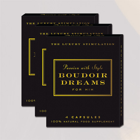 Boudoir Dreams Capsules for men