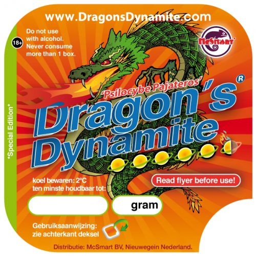Magic Truffles, Dragon's Dynamite