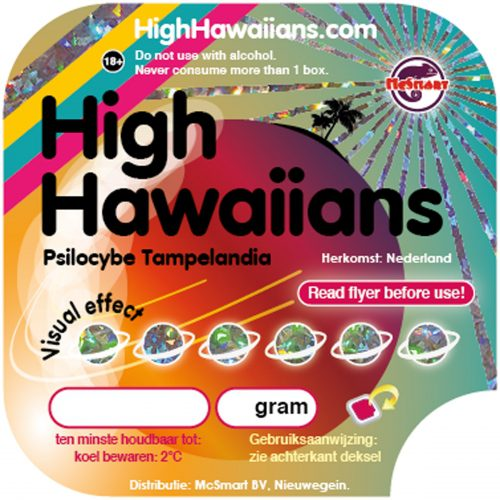 Magic Truffles: High Hawaiians