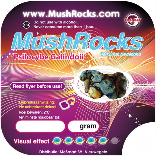 Magic Truffles, MushRocks