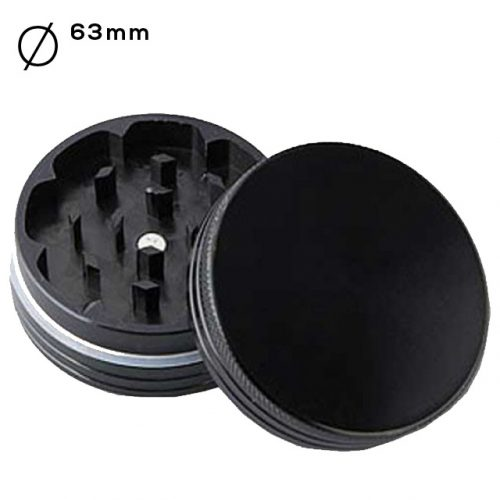 2 Part Aluminium Hard Grinder 63mm