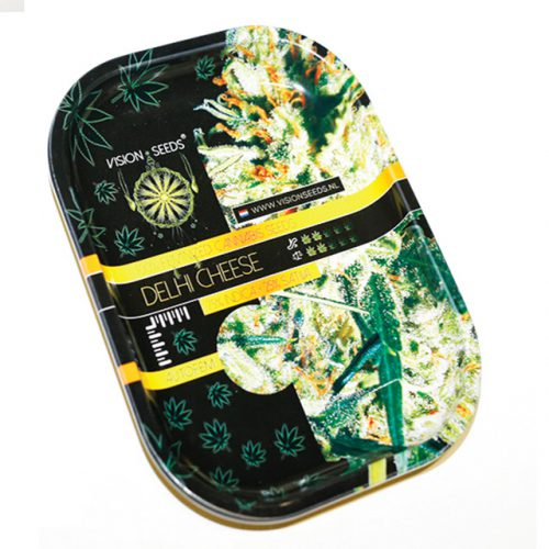 Delhi Cheese Rolling Tray