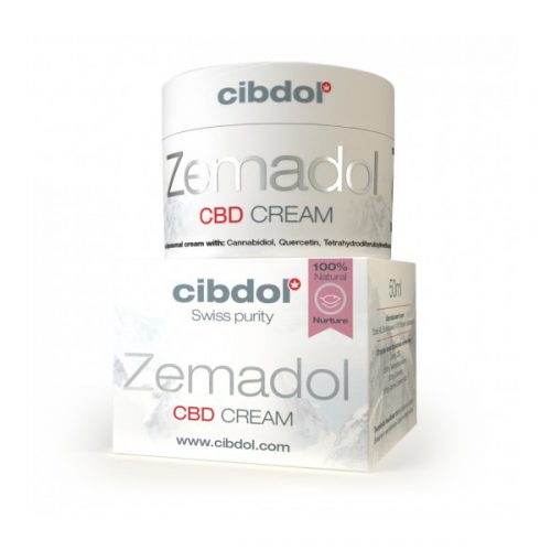 Zemadol CBD Cream 50ml