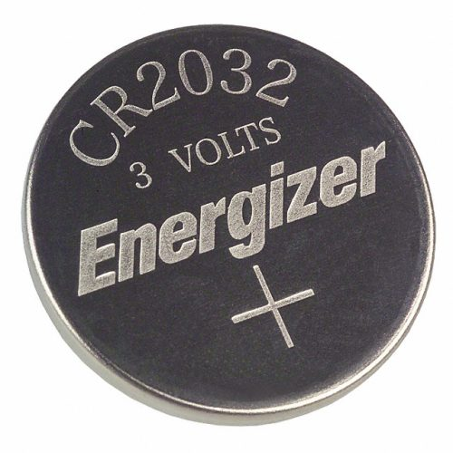 BATTERIES CR2032 (5x)