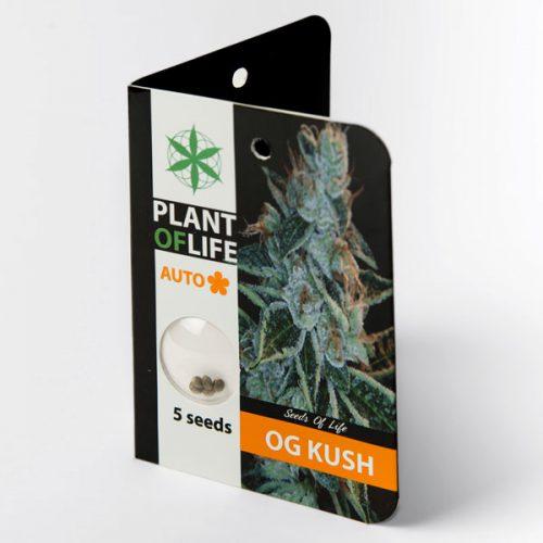 OG KUSH AUTO (Plant of Life)