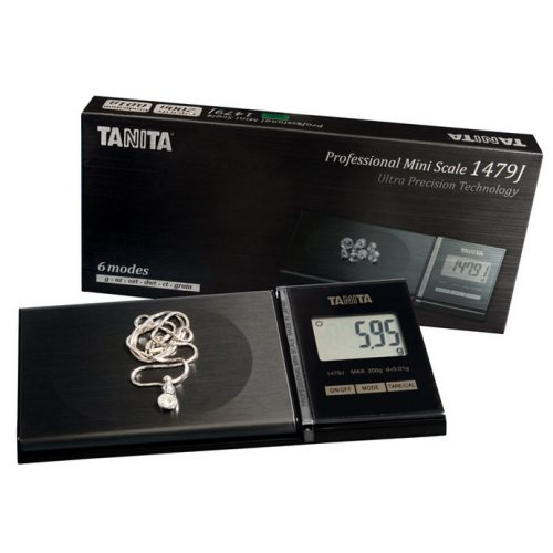 TANITA T-1479J PRECISION SCALE