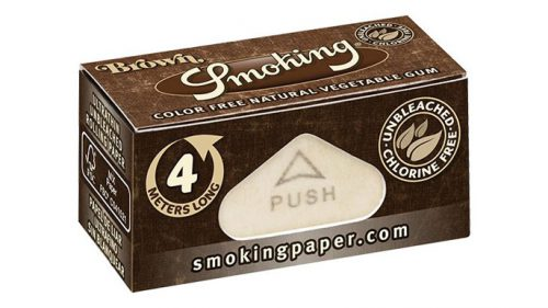 SMOKING ROLLS BROWN (24pks/4M)