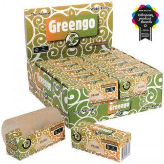GREENGO ROLLS WIDE (53mm) DISPLAY BOX 24pcs