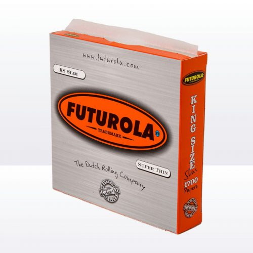 FUTUROLA ORANGE KS SLIM DISPENSER REFILL
